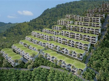 Stunning Seaview Residence Apartment for Sale Rental Guarantee Patong