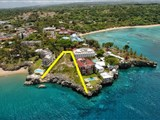 Building plot with direct acces to the beach, in city center, for sale (last piece available)