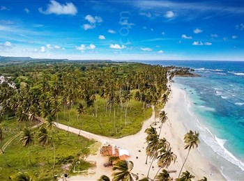 267 Acres Three Bays Beach, La Entrada, Amber Coast, Dominican Republic