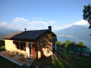 rustico renovated in the mountains