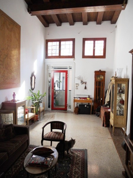 Ref. 2424 SAN MARCO - CAMPO SANT'ANGELO (Venice - apartment for sale)