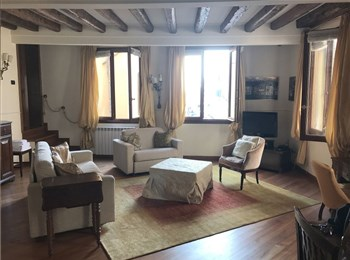 Ref. 3118 - Apartment for sellin in Venice - DORSODURO - Guggenheim