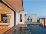 Wonderful luxury villa under construction in golf / residential complex Aphrodite Hills, Paphos area - Cyprus
